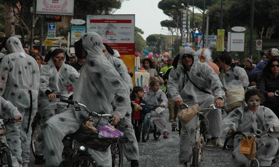 Carnevale delle bici 2014 2