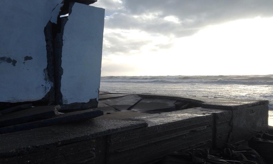 Erosione perla danni m