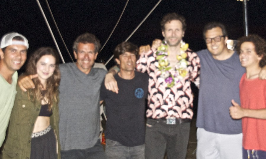 Jovanotti con staff point