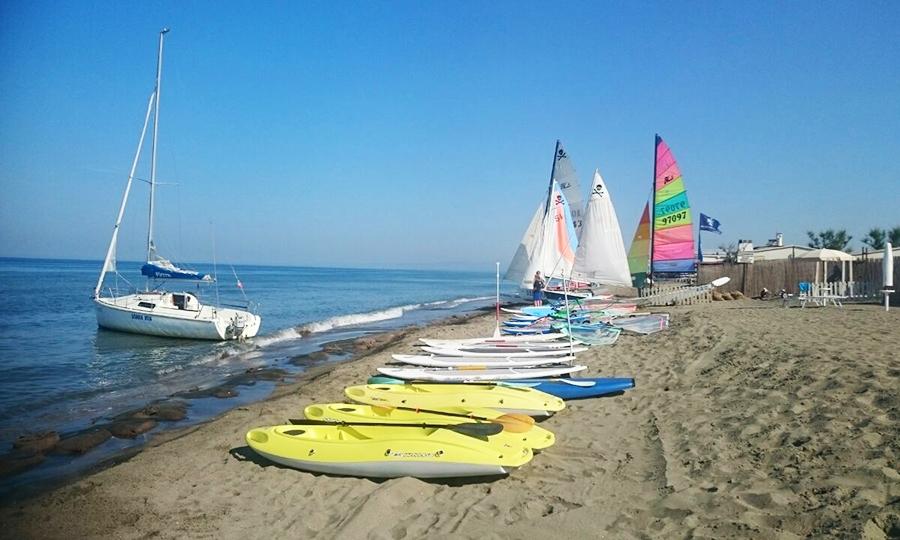 Vela Sporting Club & Decathlon
