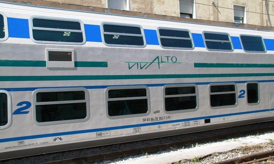 Treni, arriva un nuovo Vivalto