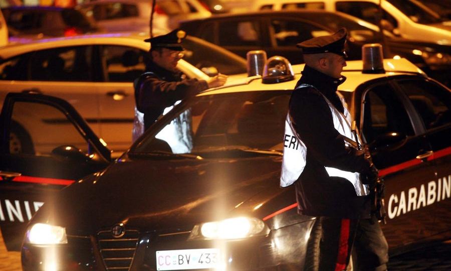 Parco Leonardo: nomade arrestata dai carabinieri