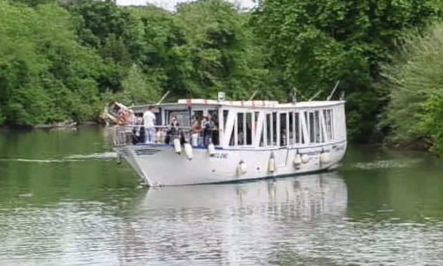 Archeoboat, in battello sul Tevere