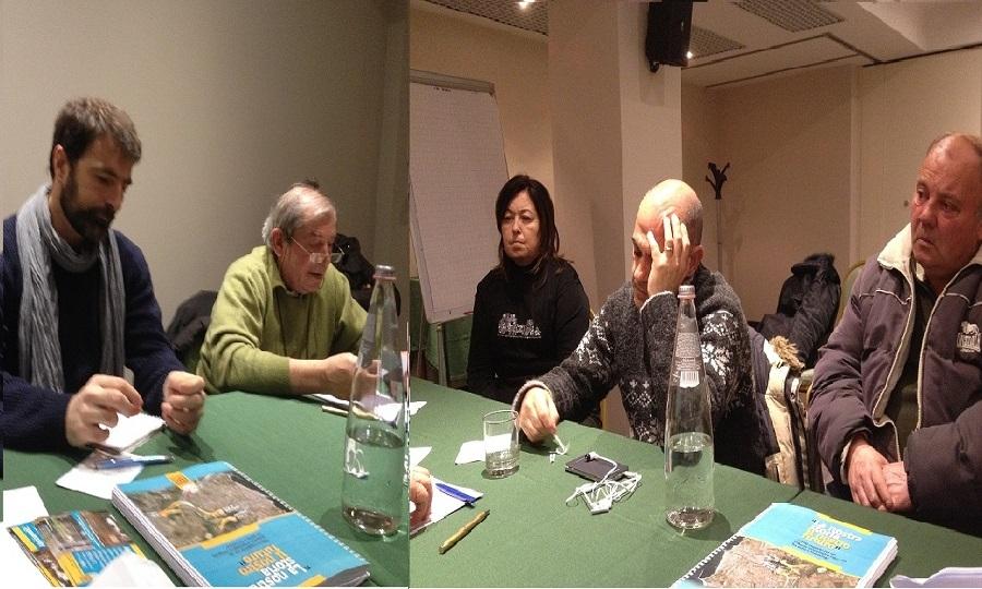 Il Comitato Parco archeologico incontra FuoriPista
