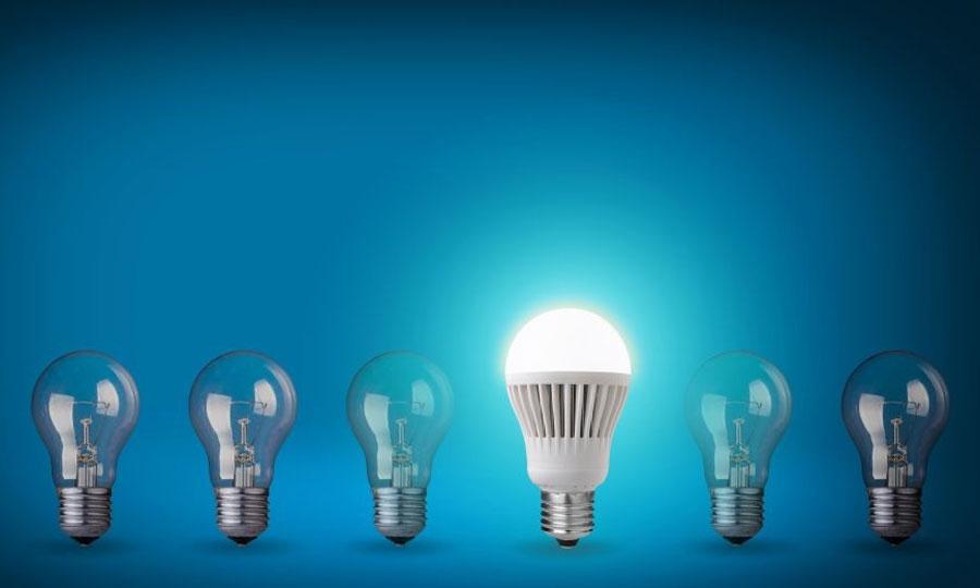 Illuminazione al led quali vantaggi rispetto agli altri tipi di
