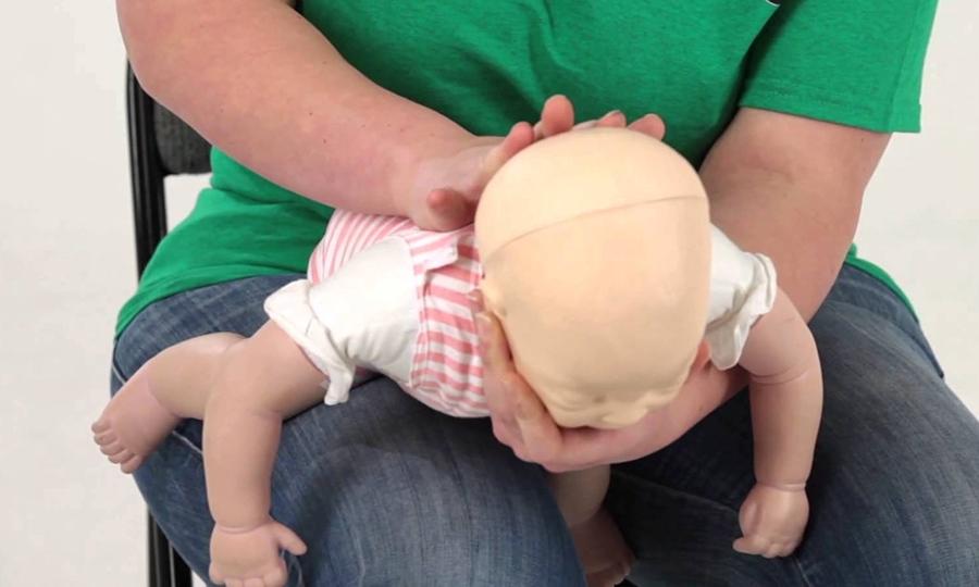 Lezione su manovre di disostruzione pediatrica