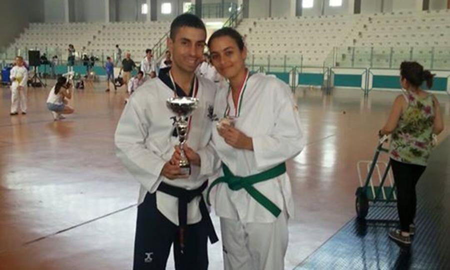 Due ori e coppa società per il Centro Taekwondo Ostia-Fregene