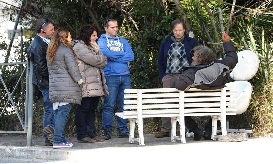 Clochard in viale Castellammare, interviene il Comune
