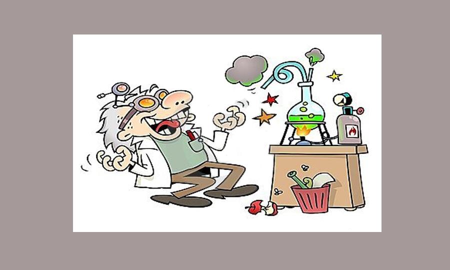 Scienziato pazzo a Macchiagrande