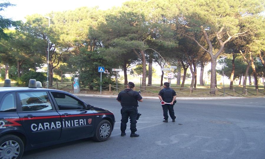 Controlli sulle strade dei carabinieri