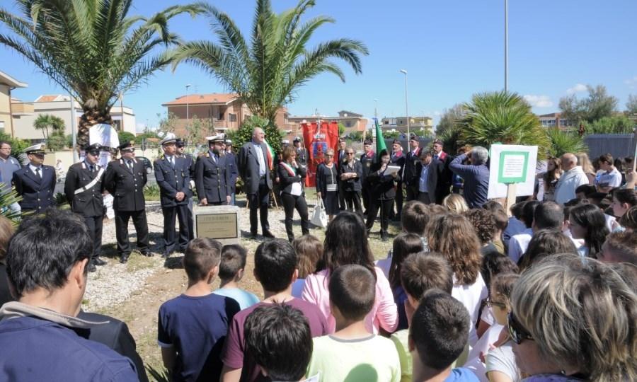 Mafie, la cerimonia in ricordo di tutte le vittime