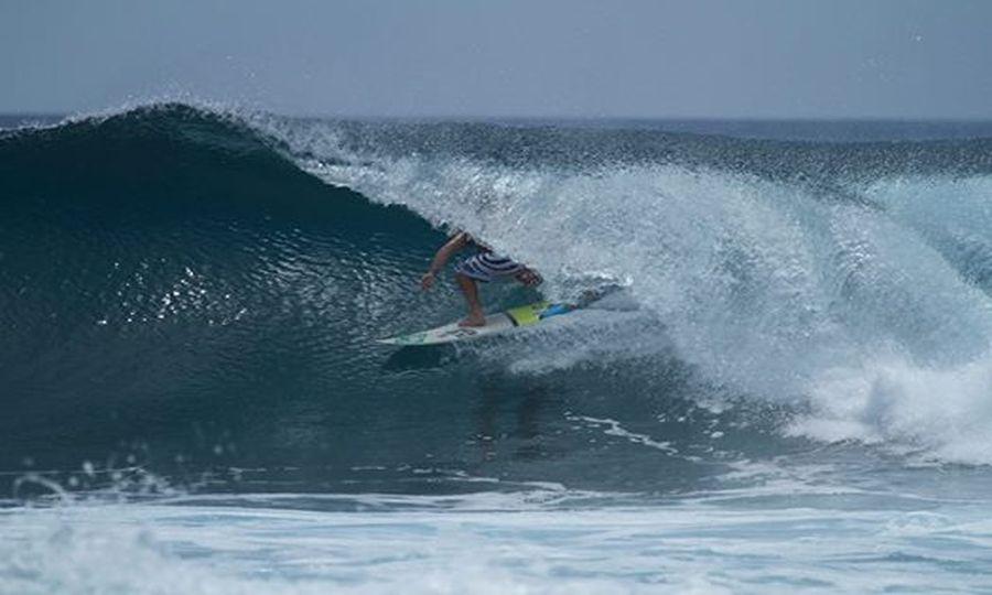 Surf Trip alle Maldive con Simone Fabiani e Point Break Fregene
