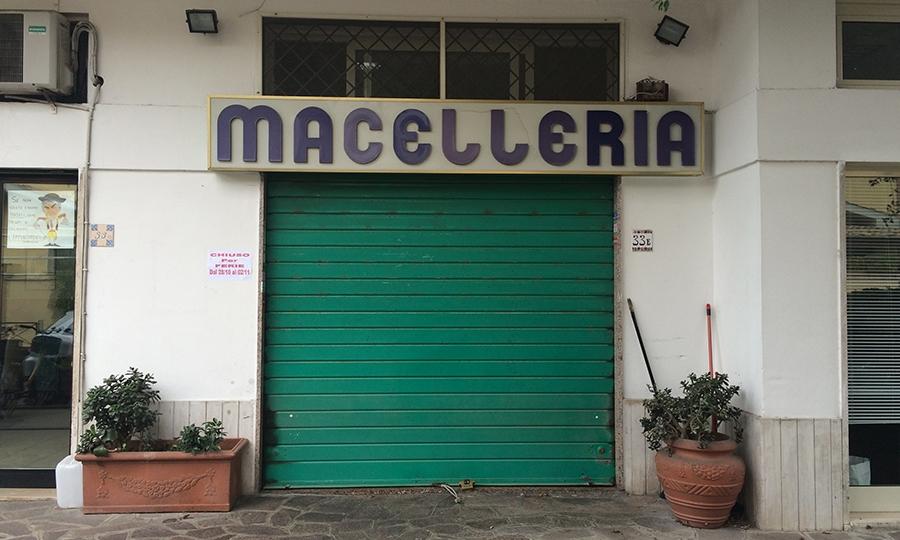 Macelleria Erminio, riapre con sconti