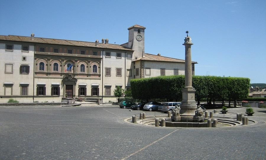 Palazzo Altieri a Oriolo Romano