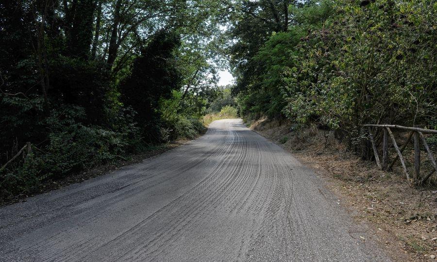 Torrimpietra-Muracciole, strade al Comune