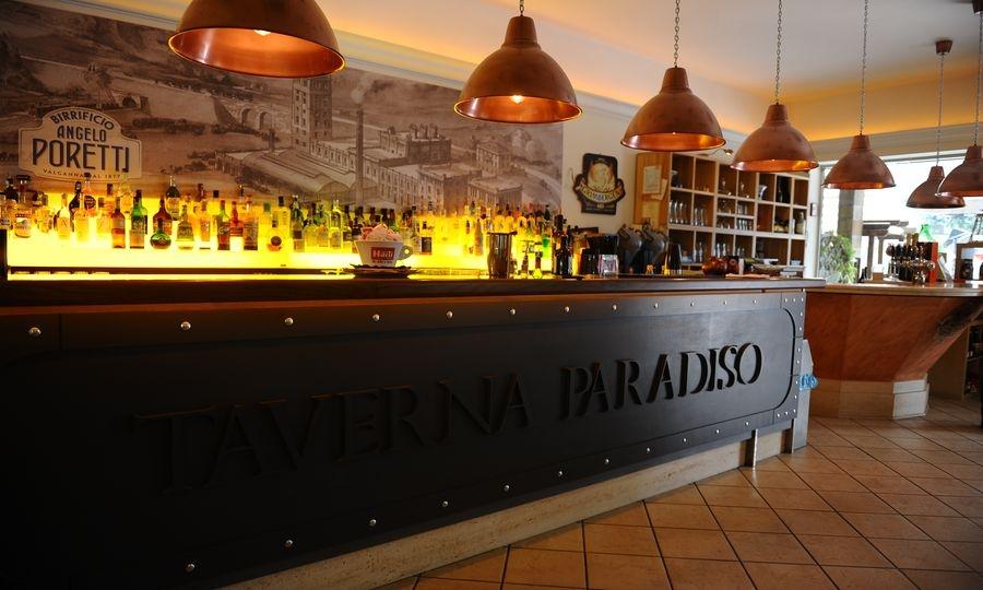 La Taverna Paradiso: tante novità