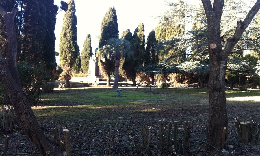 Maccarese, restyling al Monumento ai Caduti