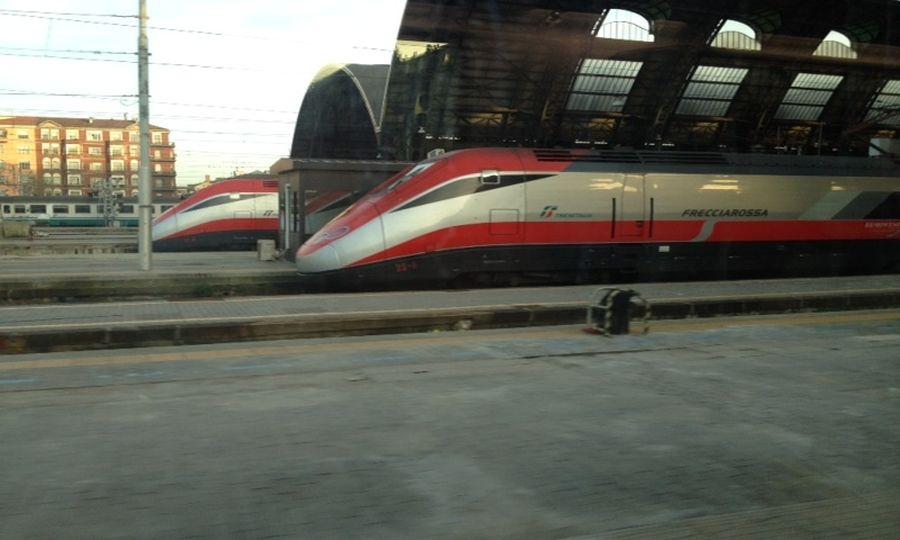Gasbarra spinge alta velocità a Fiumicino