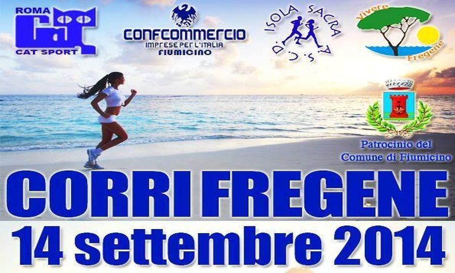 """""""Corri Fregene"""" il 14 settembre"""