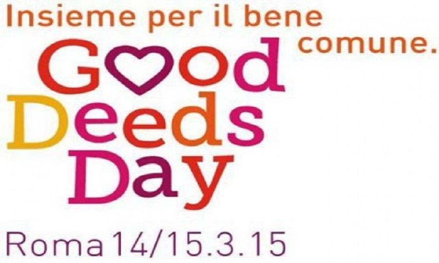 Good Deeds Day: Insieme per il bene comune