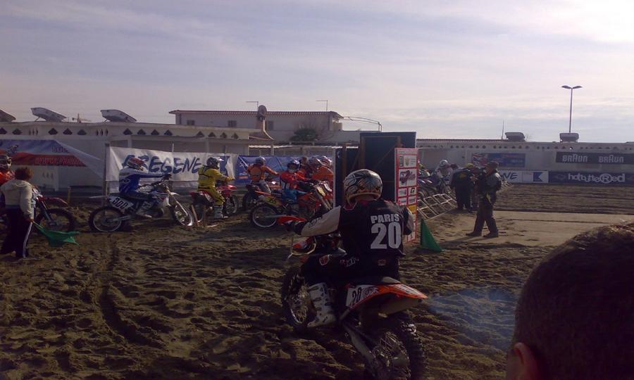Oggi all'Albos la Supermarecross