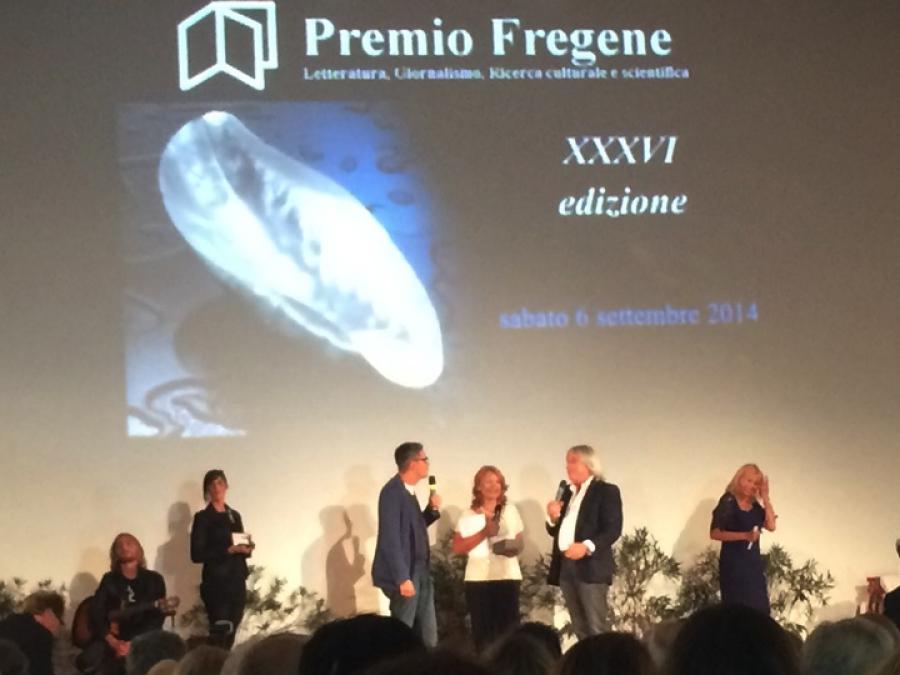 Premio Fregene, una bellissima serata