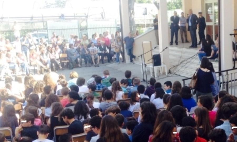La Scuola Media San Giorgio