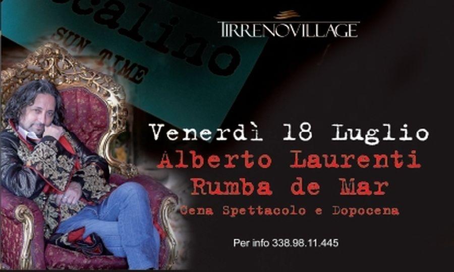 Alberto Laurenti al Tirreno Village
