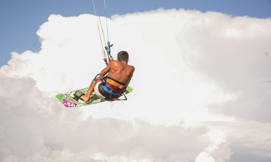 L'università del Kite Surf