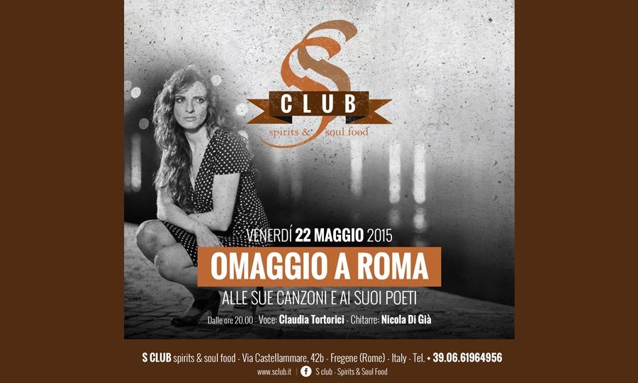 S Club, Omaggio a Roma