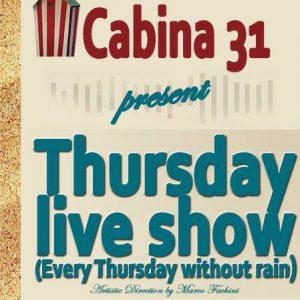 Cabina 31 thursday