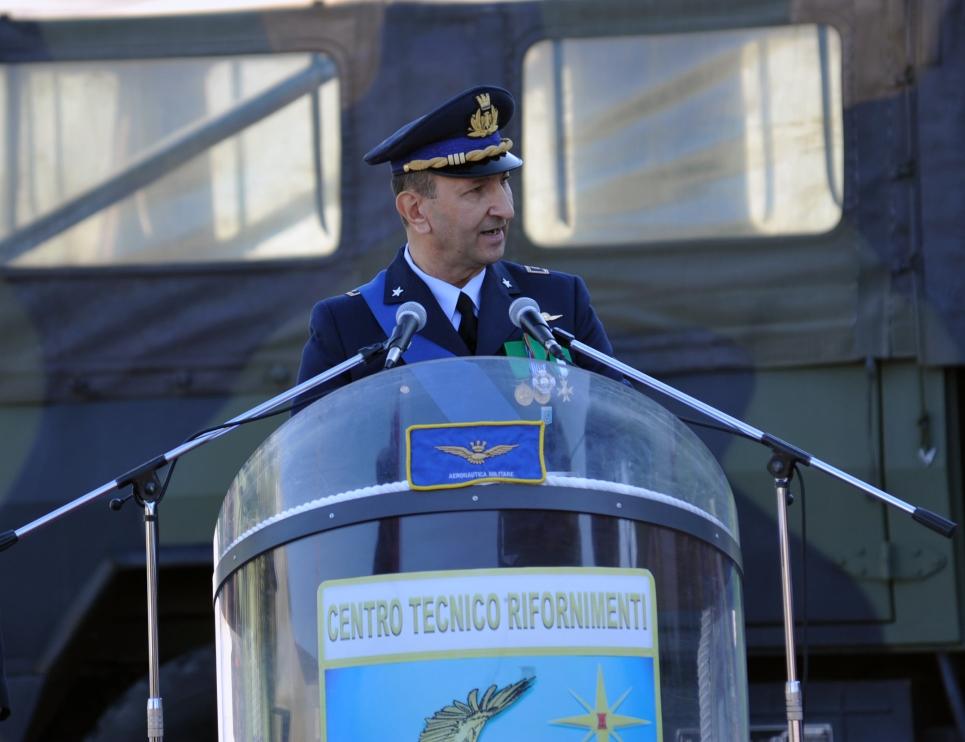 Col. Lospinoso Aeronautica