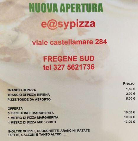 Easy Pizza offerte