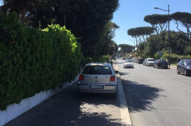 Geni parcheggio k