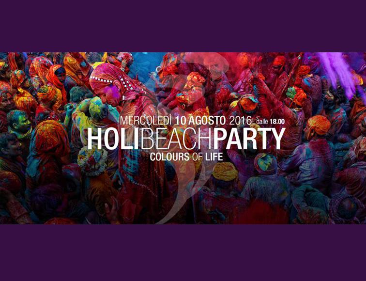Holi Beach Party Singita