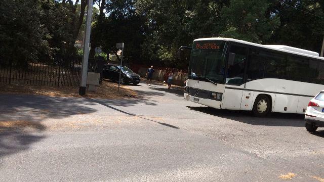 Incidente via Porto Azzurro k