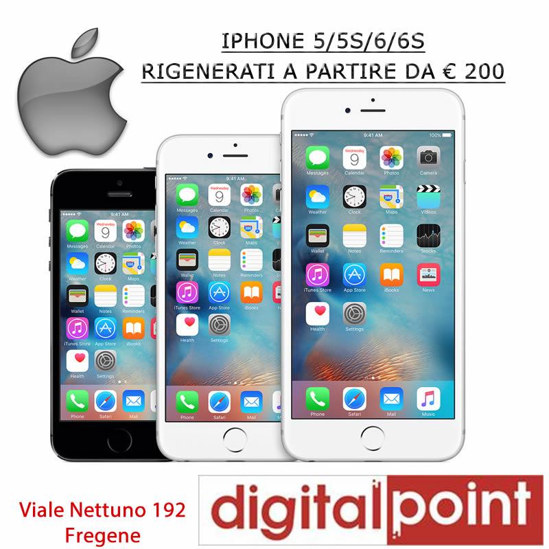 Iphone rigenerati Digital Point