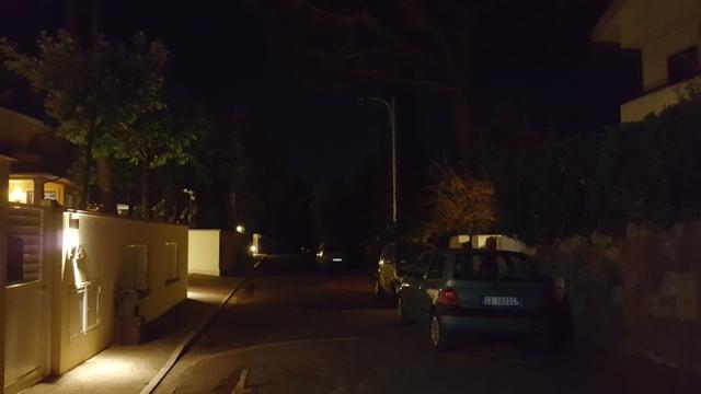 Lampioni via Peschici k