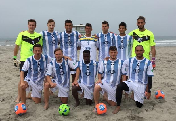 Lazio beach soccer