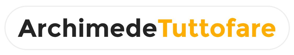 Logo Archimede Tuttofare