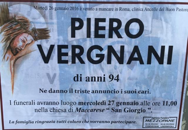Piero Vergnani