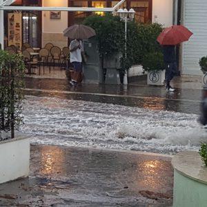 Pioggia Castellammare