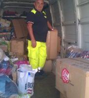 Protezione civile furgone 1