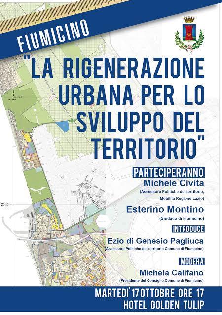 Rigenerazione urbana convegno