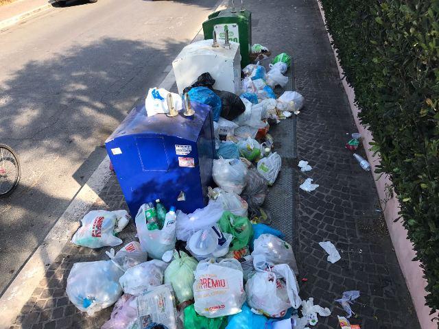 Sacchetti rifiuti castellammare 2 k