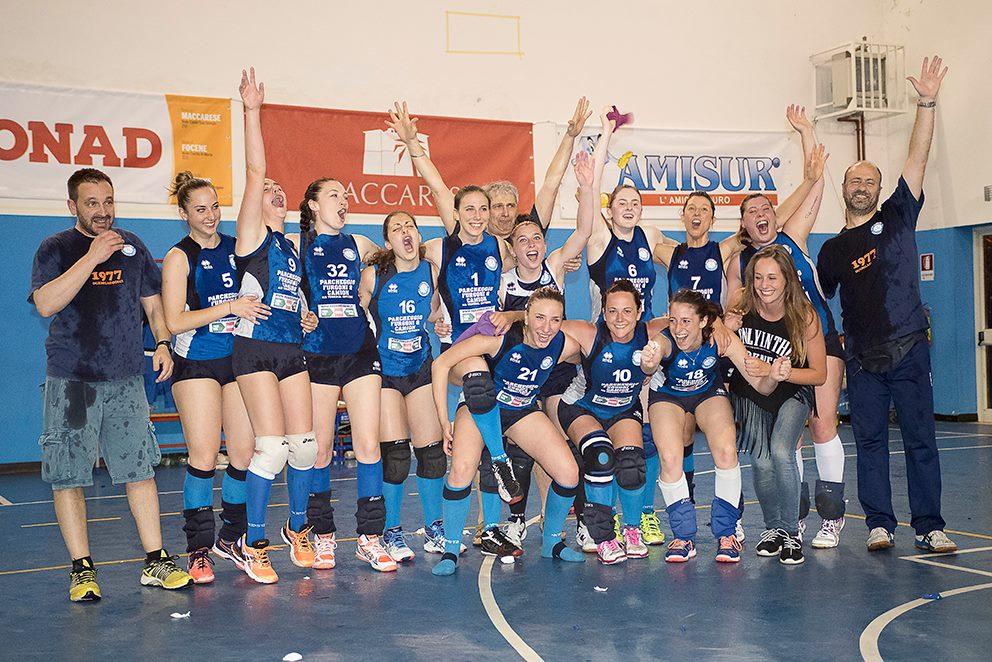 San Giorgio volley femminile
