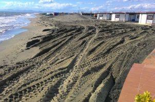 Spiaggia Tirreno k