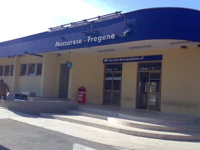 Stazione Maccarese k