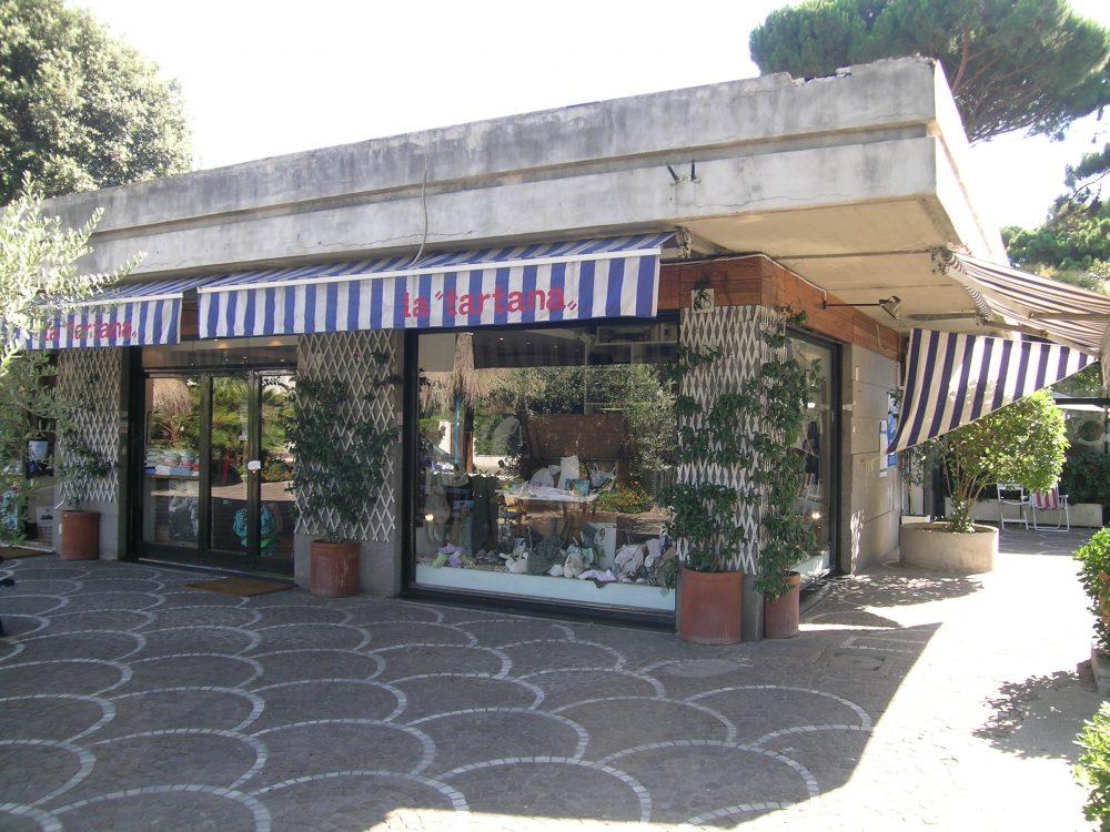 Vetrina La Tartana