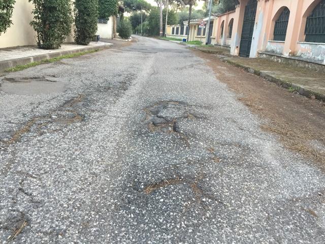 Via Portovenere 2 k